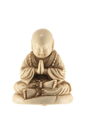 Synchronia διακοσμητικό Βούδας σε προσευχή 11 cm