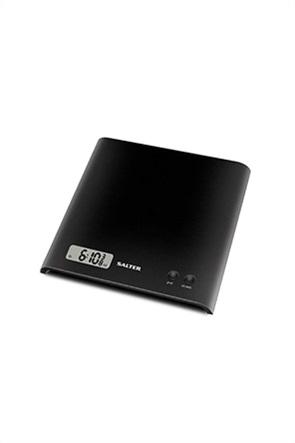 Salter Ζυγαριά ηλεκτρονική 3 kg (μαύρη)