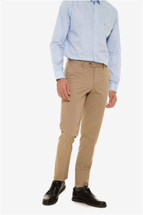 The Bostonias ανδρικό παντελόνι Slim fit