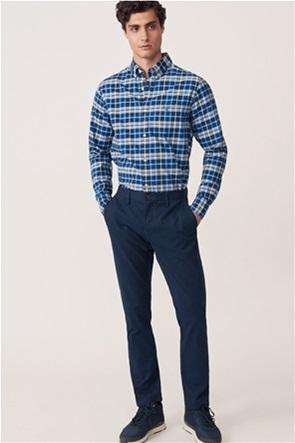 Gant ανδρικό υφασμάτινο παντελόνι Tech Prep Slim Chinos (34L)
