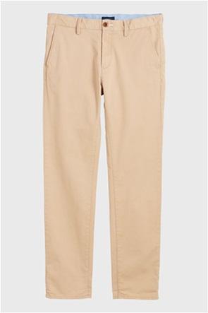 Gant παιδικό υφασμάτινο παντελόνι Chino