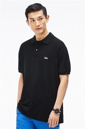 Lacoste ανδρική πόλο μπλούζα με κεντημένο λογότυπο
