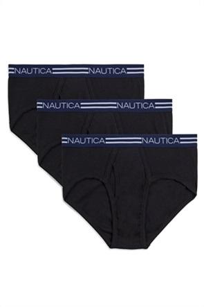 Νautica σετ 3 εσωρούχων σλιπ