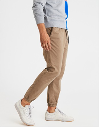 AE Ne(X)t Level Khaki Jogger
