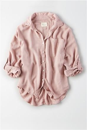 AE Ahhmazingly Soft Button-Down Shirt
