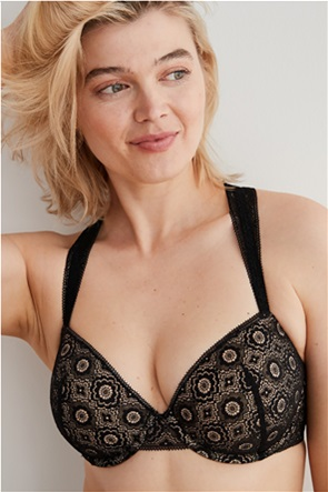 Aerie Real Happy Lightly Lined Bra