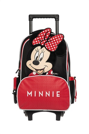 """Alouette παιδική βαλίτσα-τρόλεϋ """"Minnie Mouse"""" (3+ ετών)"""