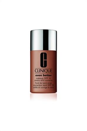 Clinique Even Better™ Makeup SPF 15 WN 124 Sienna 30 ml