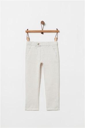 OVS παιδικό παντελόνι υφασμάτινο πεντάτσεπο