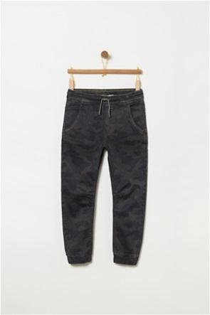 OVS Παιδικόjogger παντελόνι καμουφλάζ με λάστιχο