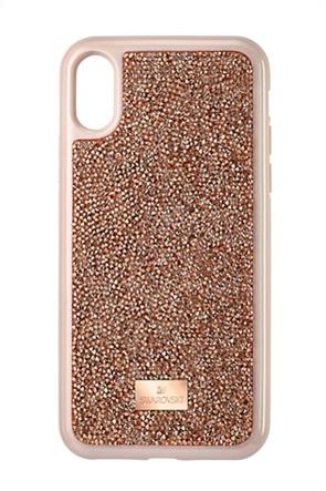 Swarovski Glam Rock Smartphone Case, iPhone® X/XS