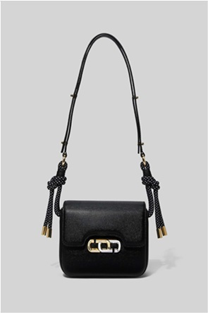 "Marc Jacobs γυναικεία δερμάτινη τσάντα ώμου ""The J Link Mini"""
