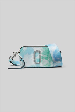 "Marc Jacobs γυναικείο δερμάτινο mini bag ""The Tie Dye Snapshot"""