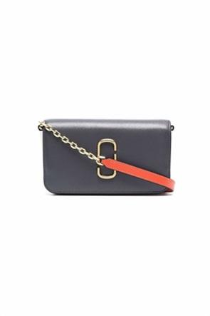 "Marc Jacobs γυναικεία τσάντα crossbody με μεταλλικό logo ""Snapshot"""