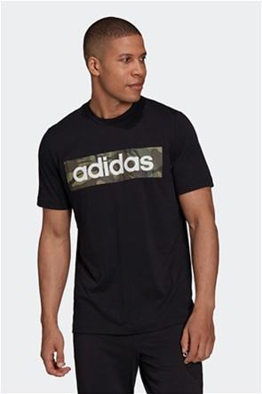 Adidas ανδρικό T-shirt με logo print ''Camo GT2''