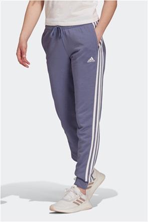 """Adidas γυναικείο αθλητικό μονόχρωμο παντελόνι φόρμας """"Essentials French Terry"""""""