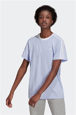 "Adidas γυναικείο T-shirt με κεντημένο λογότυπο ""Εssentials"""