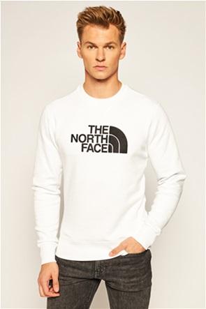"""The North Face ανδρική μπλούζα φούτερ με logo print """"Drew Peak Crew"""""""