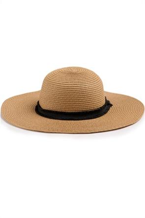 Funky Buddha γυναικείο καπέλο μονόχρωμο