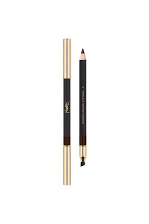Yves Saint Laurent Dessin Du Regard Lasting High Impact Color Eye Pencil 2 Brun Mordant 1,1 gr.