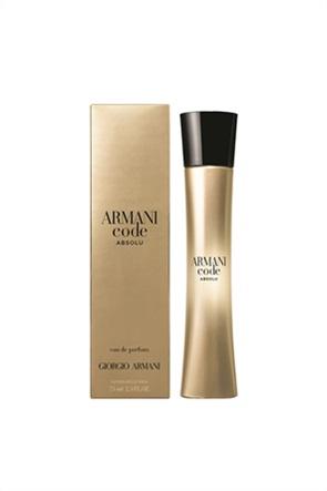 Giorgio Armani Code Femme Absolu EdP 75 ml