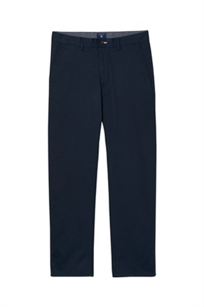 Gant ανδρικό παντελόνι chino Regular Fit Twill (34L)