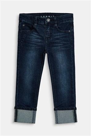 Esprit παιδικό τζην παντελόνι με ρεβέρ (2-9 χρονών)