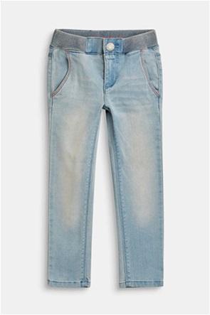 Esprit παιδικό τζην παντελόνι με λάστιχο (2-9 ετών)