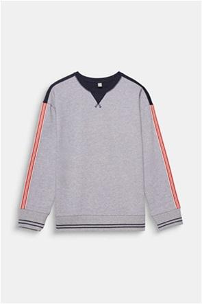 Esprit παιδικό φούτερ με ρίγες (9-14 ετών)