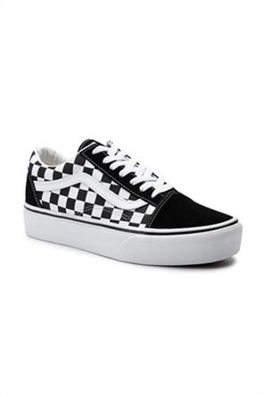 Vans unisex sneakers checkboard Platform Old Skool