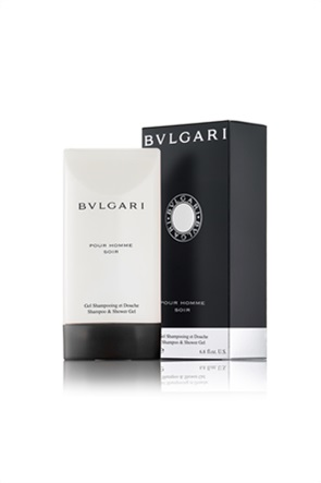 Bvlgari Homme Soir Shampoo & Shower Gel 200 ml