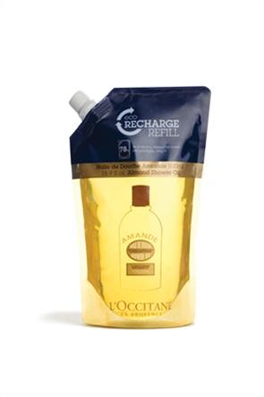 L'Occitane En Provence Almond Shower Oil Eco Refill 500 ml