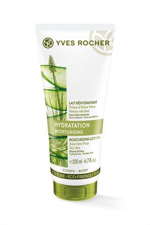 Yves Rocher Moisturizing Lotion - Dry Skin 200 ml