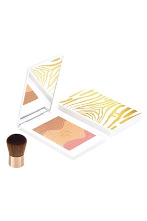 Sisley Phyto-Touche Sun Glow Powder Trio Peach Gold