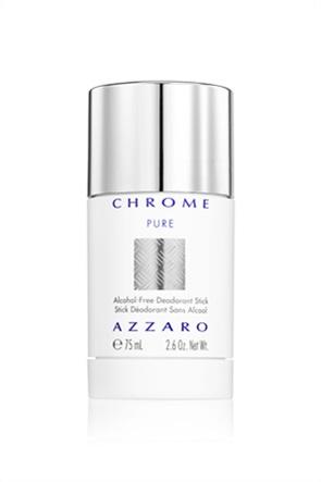 Azzaro Chrome Pure Deodorant Stick 75 ml