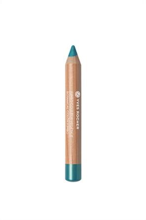 Yves Rocher Jumbo Couleur Végétale Fard & Liner 07 Turquoise Agave Nacré 1,7 gr.