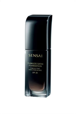 Sensai Flawless Satin Foundation FS102 Ivory Beige SPF 20 30 ml