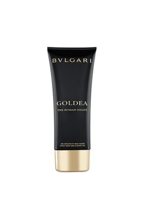 Bvlgari Goldea The Roman Night Pearly Bath & Shower Gel 100 ml