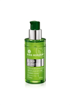 Yves Rocher Elixir Jeunesse City Detox Liquid Day Care 50 ml