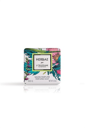 L'Occitane En Provence Herbae Par L' Occitane Perfumed Soap 100 gr