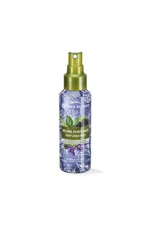 Yves Rocher Relaxing Perfumed Mist Lavandin Blackberry for Hair & Body 100 ml