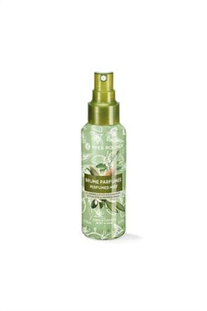 Yves Rocher Relaxing Perfumed Mist Almond Orange Blossom for Hair & Body 100 ml