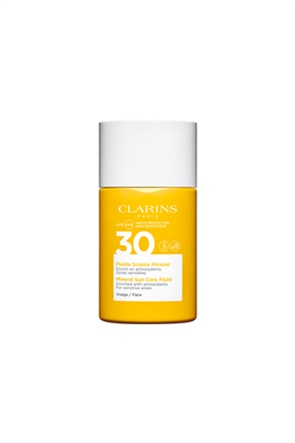 Clarins Mineral Suncare Fluid Face UVA/UVB 30 30 ml