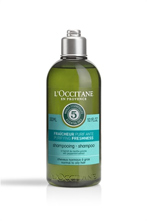 L'Occitane En Provence Aromachologie Purifying Freshness Shampoo 300 ml
