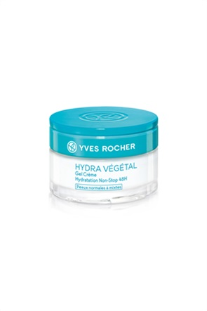 Yves Rocher 48H Non-Stop Hydrating Gel Cream Jar 50 ml