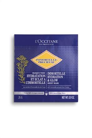 L'Occitane Immortelle Hydration & Glow Sheet Mask 26 gr
