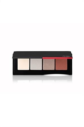Shiseido Essentialist Eye Palette 02 Platinum Street Metals