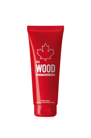 Dsquared2 Wood Red Pour Femme Perfumed Bath & Shower Gel Tube 200 ml