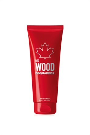 Dsquared2 Wood Red Pour Femme Perfumed Body Lotion Tube 200 ml