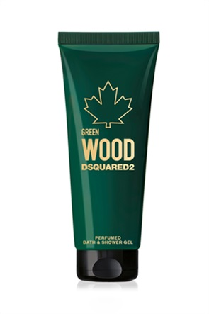 Dsquared2 Wood Green Pour Homme Perfumed Bath & Shower Gel Tube 250 ml